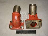Переходник коллектора выпускного Д 240,243 (производитель ММЗ) 240-1008021-Б1