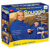 Плед с рукавами, плед Snuggie  Blanket,  одеяло , одеяло с рукавами, Теплый плед с рукавами SNUGGIE
