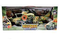 """Военный набор """"Military"""" свет, звук, в кор.51,0*14,5*22,5см (18шт/ящ)(SPL224239)"""