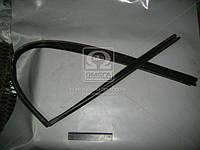 Уплотнитель стекла опускного ВАЗ 2109 передний правый (производитель БРТ) 2109-6103292Р