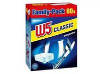 Таблетки для посудомоечной машины W5