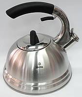 Чайник Vinzer Space со свистком 2,6 л
