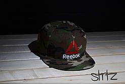 Кепка рэперская снепбек рибок,Reebok Crossfit Snapback Cap (реплика)