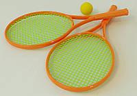 """Іграшка пласт. """"Дитячий набір"""" теніс вел., 52*22см, ТМ Технок, Україна (15шт)(2957)"""
