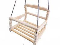 """Качель """"Фигурная"""", деревянная,в пак 35*32 см,(172053)"""