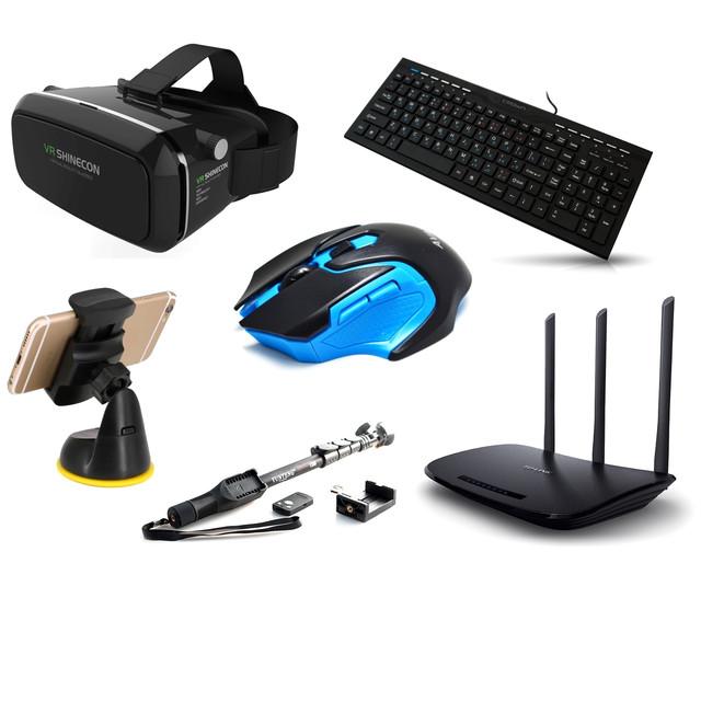 Аксессуары для компьютеров и смартфонов
