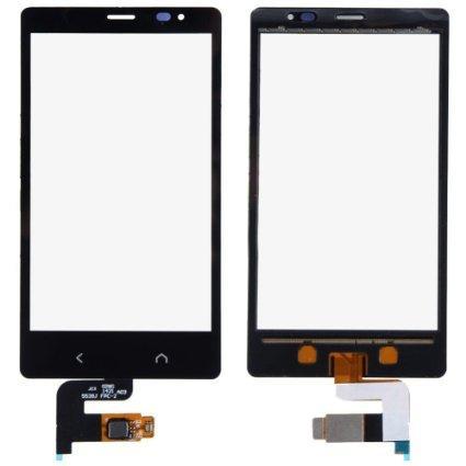 Сенсор (Touch screen) Nokia X2 Dual Sim чёрный