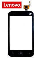 Сенсор (Touch screen) Lenovo A288/ A288T черный