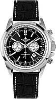 Часы JACQUES LEMANS 1-1117AN кварц. Chronograph