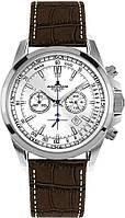 Часы JACQUES LEMANS 1-1117BN кварц. Chronograph