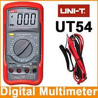 Мультиметр цифровой UNI-T UT54, универсальный высокоточный мультиметр