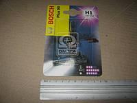 Лампа накаливания Н1 12V 55W P14,5s plus 90 (производитель Bosch) 1 987 301 076