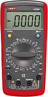 Цифровой мультиметр UNI-T UT 39E, портативный тестер мультиметр