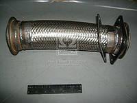 Металлорукав ЕВРО с фланцами (с сеткой) в сборе (производитель г.Уфа) 54115-1203012-02