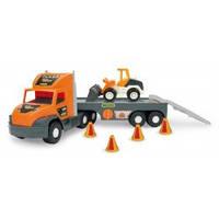 """Машина """"Super Truck"""", с бульдозером, в кор.27*80*20 см, ТМ Wader (шт)(36720)"""