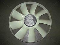 Муфта вязкостная с вентилятором 704мм, дв. 740.62, 740.65 с обечайкой (производитель КамАЗ) 020004351