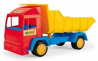 "Машина ""Самосвал"" ""Middle truck"", 25*11см, ТМ Wader (32шт)(39208)"