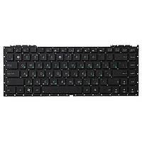 Клавиатура для ноутбука ASUS (U33, U43) rus, black, без фрейма