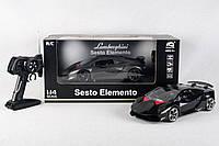 Машина легковая р/у, Lamborghini Sesto Elemento аккум., свет., в кор. 45,5*17,5*22,2см (12шт)(HQ200138)