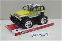 Машина-джип инерц., в блистере 30*20*18см (36шт)(AG57670)