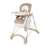 Стульчик для кормления ребенка CARRELLO Caramel CRL-9501 BEIGE