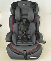 Автомобильное кресло TILLY Consul T-531 GREY (от 1 года до 12 лет)