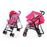 Коляска-трость TILLY Jazz BT-SB-0008 CRIMSON 259, детская коляска