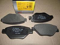Торм колодки дисковые (Производство Bosch) 0986424774