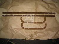 Прокладка картера масляного ЯМЗ 238 (поддона) ( пробковая) (производитель Украина) 238-1009040А