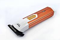 Машинка для стрижки волос, бороды и усов Kemei KM707B