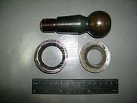 Палец рулевой КАМАЗ с сухарем ( старого 40 ХН) (производитель Прогресс) 5320-3414032/66/67