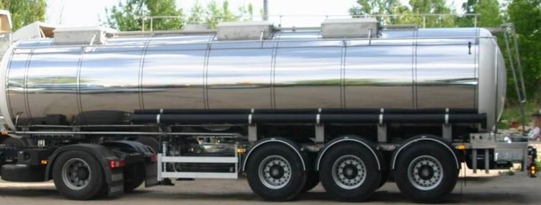 Цистерна для топлива/ FUEL TANKER