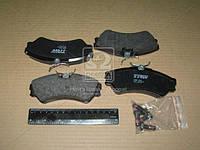 Колодка тормозной VW T4 передний (Производство TRW) GDB862
