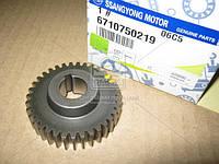 Шкив (Производство SsangYong) 6710750219