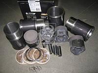 Гильзо-комплект ГАЗ 2410 (ГП+Кольца+Палец) (Black Edition) М/К (МД Кострома) 24-1000105-20