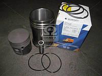 Гильзо-комплект ЗИЛ 130 серия Black Edition поршень(фосфатированный) (МОТОРДЕТАЛЬ) 130-1000108