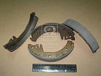 Колодка тормозной барабан. SKODA, задней (Производство TRW) GS8300