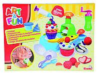 Набор для Творчества Лепка Мастерская Кексов Simba 6329789