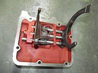 Крышка верхняя КПП ГАЗ 53 в сборе (Производство Украина) 53А-1702010-02
