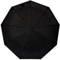 Мужской зонт полуавтомат ( карбон, крючок, 9 спиц)