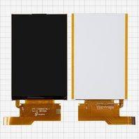Дисплей для мобильных телефонов Prestigio MultiPhone 3350 Duo; Explay A351, #FPC-T35HH12T7M-1