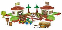 """Ранчо """"Kid Cars 3D"""" (1,6м), в кор. 60*40см, ТМ Wader (5шт)(53410)"""