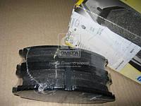 Колодки дискового тормоза (Производство Jurid) 572402J