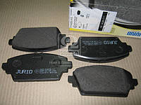 Колодки дискового тормоза (производитель Jurid) 572428JAS
