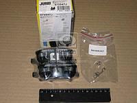 Колодки дискового тормоза (Производство Jurid) 572547J