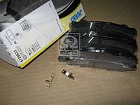 Колодки дискового тормоза (Производство Jurid) 572562J