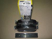Колодки дискового тормоза (Производство Jurid) 572575J