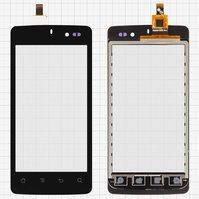 Сенсорный экран для мобильных телефонов K-Touch U86; IconBIT NetTAB Mercury Q4 (NT-3509M), черный, #CT2C0002-V1FPC-A3-E/OGS0999-V2FPC-A4-E 72