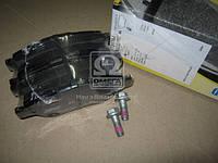Колодки дискового тормоза (Производство Jurid) 573170J