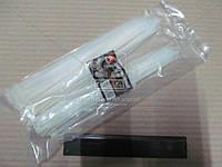 Хомут пластиковый 3.6х200мм. белый 100шт./уп.  DK22-3.6х200WT